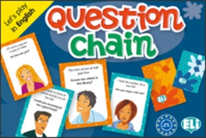 GAMES Level A2-B1 Question Chain