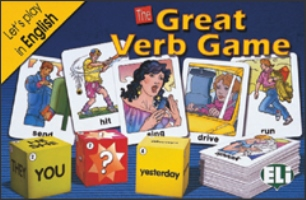 GAMES Level A2-B1 Great Verb Game