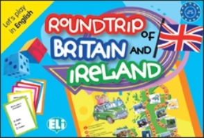 GAMES Level A2-B1 Roundtrip Britain Ireland