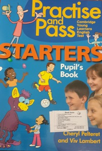 Practise and Pass Starters SB+TB with CD
