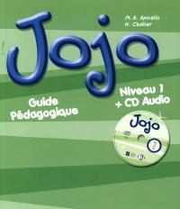 Jojo 1 Guide Pedagogique + CD