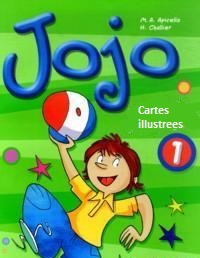 Jojo 1 Cartes illustrees
