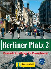 Berliner Platz 2 + Audio CD