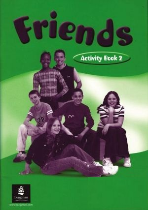 Friends 2 Activity Book