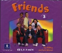 Friends 3 Class CDs