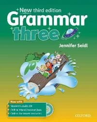 GRAMMAR Three 3ED SB + Audio CD