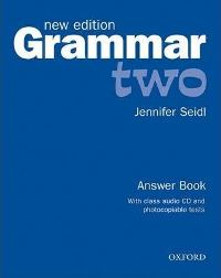 Grammar 2 Answer Book + CD
