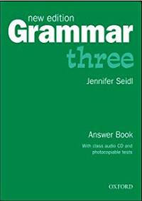 Grammar 3 Answer Book + CD