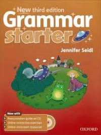 Grammar Starter 3Ed + Pronunciation Audio CD