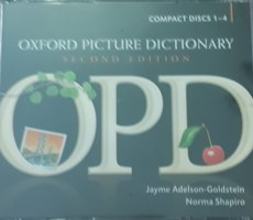 Oxford Picture Dictionary Audio CDs (1-4)