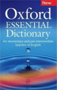 Oxford Essential Dictionary + CD-ROM