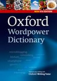 Oxford Wordpower Dictionary 4th Ed