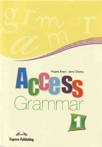 Access 1 Grammar book