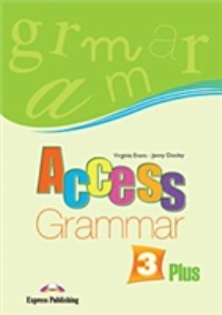 Access 3 Grammar book