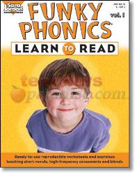 Funky Phonics 1 Learn to read Resource Book