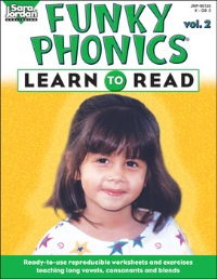 Funky Phonics 2 Learn to read Resource Book
