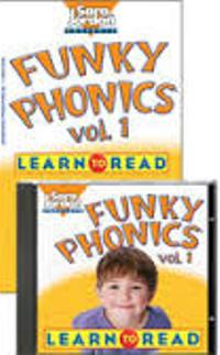 Funky Phonics 1 Learn to read Book + CD