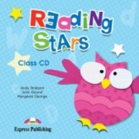 Reading Stars Audio CD