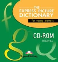 The Express Picture Dictionary for young learners CD-Rom