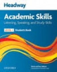 Headway Academic Skills Introductory Level Listening, Speaking, Study Skills Student's Book