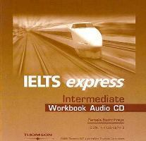 IELTS Express Intermediate Workbook Audio CD