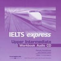IELTS Express Upper-Intermediate Workbook Audio CD