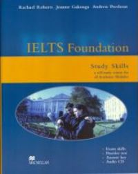 IELTS Foundation Study Skills self-study pack + Audio CD
