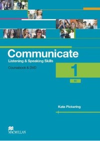 Communicate 1: Listening and Speaking Skills: Coursebook (+ Audio CDs + DVD)