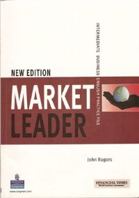 Market Leader Intermediate NED Practice File with D Pack