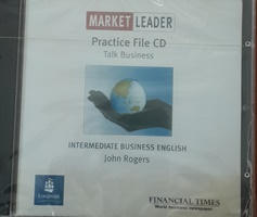 Market Leader Intermediate NED Practice File's CD