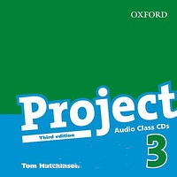 Project 3ED 3 CLASS CD