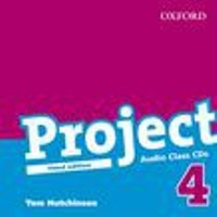 Project 3ED 4 CLASS CD