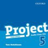 Project 3ED 5 CLASS CD