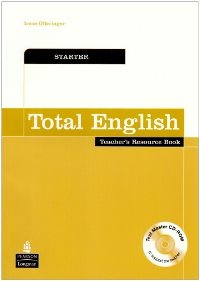 Total English Starter Teacher's Book + CD-ROM