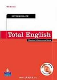 Total English Intermediate Teacher's Book + CD-ROM