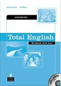 Total English Advanced Workbook + CD-ROM