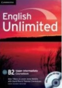 English Unlimited B2 Upper-intermediate Coursebook