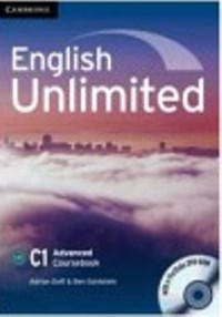 English Unlimited C1 Advanced Coursebook