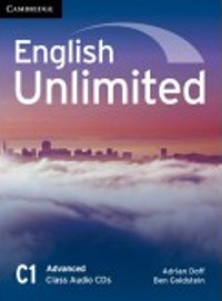 English Unlimited C1 Advanced Class Audio CDs