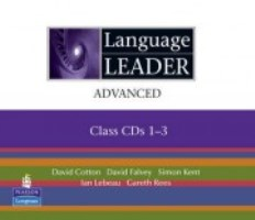 Language Leader Advanced Class CDs