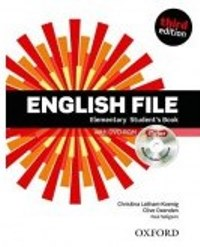 ENGLISH FILE ELEMENTARY 3E Student's Book+ITUTOR PACK