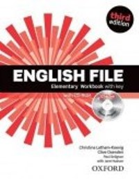 ENGLISH FILE ELEMENTARY 3E Workbook W/Key + ICHECKER PACK