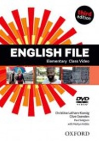 ENGLISH FILE ELEMENTARY 3E DVD