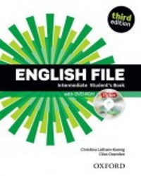 ENGLISH FILE INTERMEDIATE 3E Student's Book+ITUTOR PACK