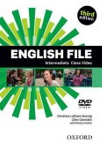 ENGLISH FILE INTERMEDIATE 3E DVD