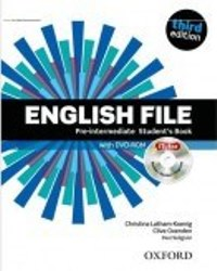 ENGLISH FILE PRE-INTERMEDIATE 3E Student's Book+ITUTOR PACK