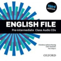 ENGLISH FILE PRE-INTERMEDIATE 3E CLASS CD