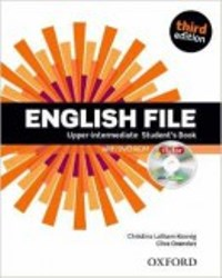 ENGLISH FILE UPPER-INTERMEDIATE 3E Student's Book+iTUTOR PACK