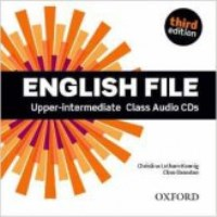 ENGLISH FILE UPPER-INTERMEDIATE 3E CLASS CD