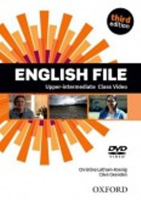 ENGLISH FILE UPPER-INTERMEDIATE 3E DVD